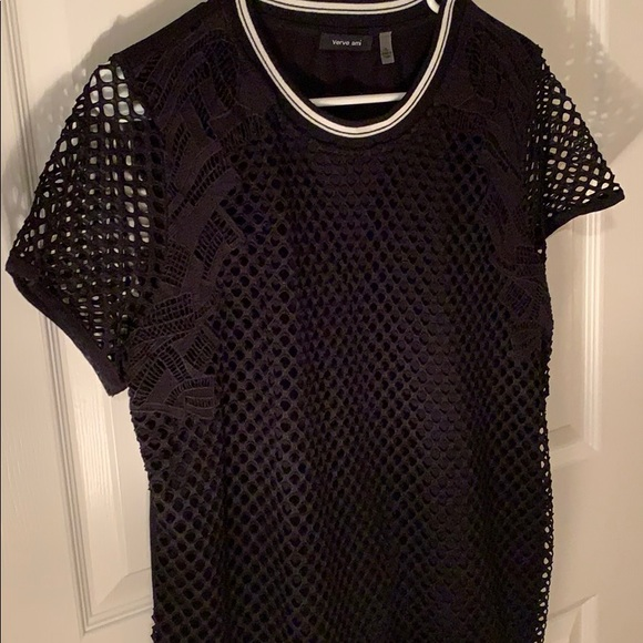 8493b7f46663 Verve Ami Tops | Fun And Flirty Tshirt Nwot | Poshmark